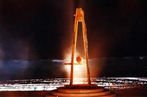 2000《太陽之門 》攝影/顏霖沼
