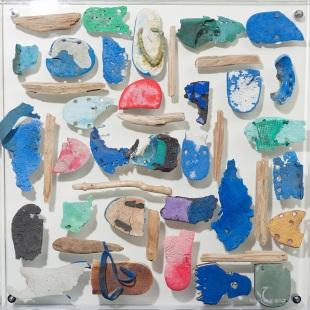 太平洋之美-遷徙遠征-拖鞋