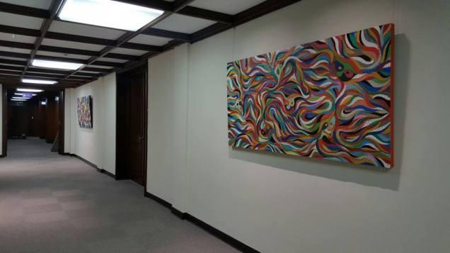 外交部展覽