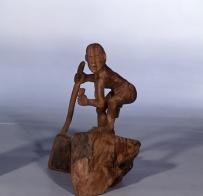 《敬酒舞》圖片來源/高雄市立美術館